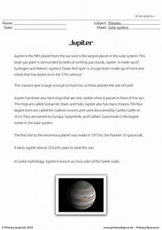 jupiter planet worksheet 61 free space worksheets