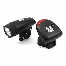 led fahrrad leuchten set 2 teilig r 252 cklicht frontlicht