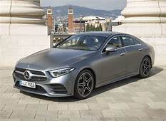 New Mercedes Benz CLS Coup&233 Launched  Changing Lanes