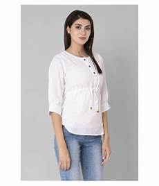 a70b5 gmi cotton regular tops white buy gmi cotton regular