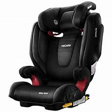 Buy Recaro Monza 2 Seatfix 2 3 Car Seat Black
