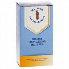 magnésie san pellegrino magnesia san pelligrino anisee 90 pulver zur herstellung einer suspension trinkbares