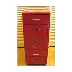 günstige kommoden mit schubladen rollcontainer rot bestseller shop f 252 r m 246 bel und