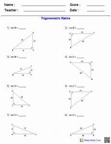 geometry trigonometry worksheets 910 trigonometric ratios worksheets geometry worksheets trigonometry worksheets mathematics