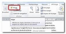mise en page word la mise en page des documents sous word