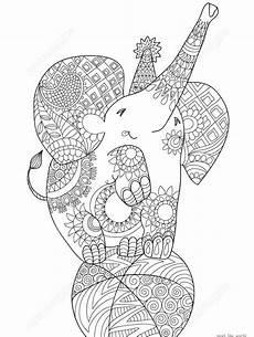 elefanten malvorlagen zum ausdrucken