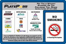 ez pass receipts platepass advantage electronic toll payment system for
