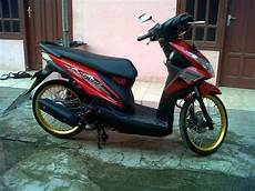 Modifikasi Beat F1 by Modifikasi Honda Beat F1 Modifikasi Motor Kawasaki Honda