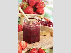 really easy strawberry jam_image