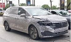burlappcar 2020 vw sharan minivan