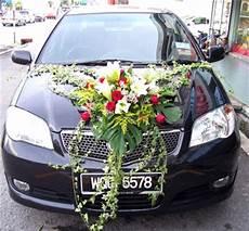wedding cars decoration romantic decoration