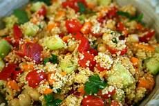 Rezept Couscous Salat - couscous salad mediterranean living