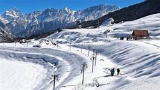 15 amazing white christmas destinations in india to witness the snowfall