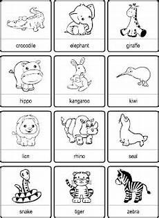 learning animals worksheets 13934 animals vocabulary for learning printable resources