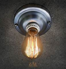 flush ceiling wall light sconce steel steunk industrial edison wall lights