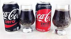 coke zero vs coke zero sugar an official paste taste