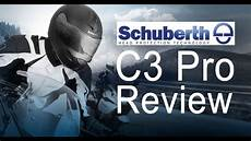 schuberth c3 pro klapphelm test und review gopro hd
