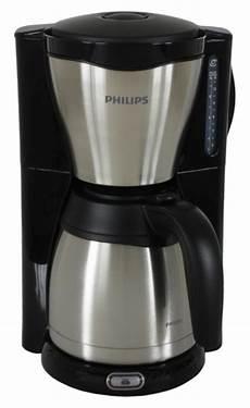 philips hd7546 20 gaia filter kaffeemaschine mit thermo