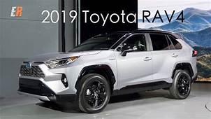 2019 Toyota Rav4 Panoramic Sunroof  Cars Review
