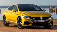 Volkswagen Arteon R To Get 400 Hp From A New Vr6