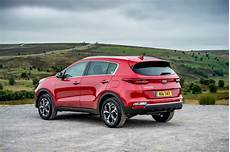 2019 kia sportage launched in the uk gains new special