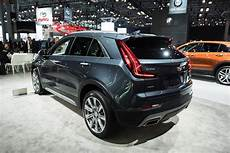 2019 cadillac xt4 is brand s compact crossover