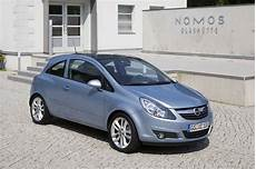 Opel Corsa 1 3 2006 Technical Specifications Interior