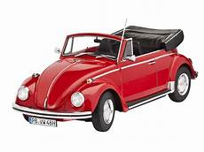 vw käfer cabrio revell vw k 195 164 fer 1500 cabriolet