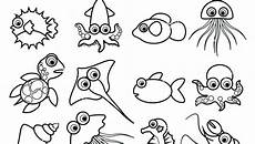 coloring pages for sea animals 17487 printable sea animals coloring pages for