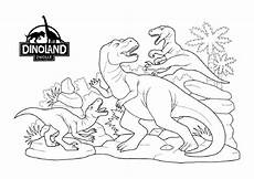 Malvorlagen Dinosaurier T Rex Junior Dino Malvorlagen Dinoland Zwolle