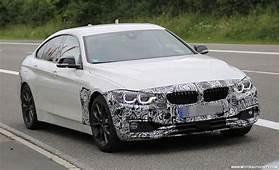 2018 BMW 4 Series Gran Coupe Spy Shots