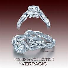 new engagement rings from the insignia collection verragio news all about jewelry