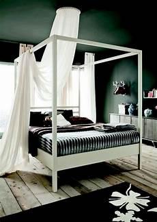 letto a baldacchino legno letto nemo di altacorte in legno a baldacchino