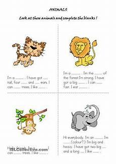 describe animals worksheets 13839 with this worksheet students are expected to describe the animals in the pictures and spell