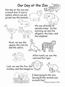 12 best images of zoo animals writing worksheets animal writing sentence worksheet zoo animal