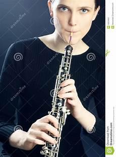 Kostenlose Malvorlagen Oboe Oboe Musikinstrument Das Oboist Spielt Stockbild Bild