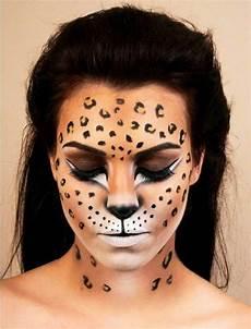 die besten 25 leopard schminken ideen auf