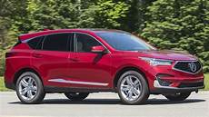 all new 2019 acura rdx first consumer reports