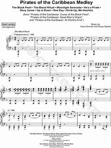 kyle landry quot pirates of the caribbean medley quot sheet music piano solo in d minor download