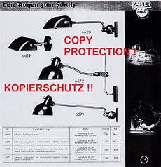 kaiser idell katalog 1936 catalog lenkatalog le