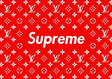 Supreme X Lv Background by Supreme Louis Vuitton Wallpapers Wallpaper Cave