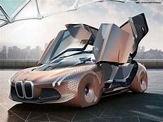 Driverless Concept Car A Look At The Bmw Vision Next 100