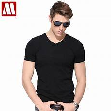 2018 new style mens sleeve summer t shirt slim fit