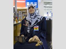 LEGAL JIHAD: Not hiring MUSLIMS with bags on their heads