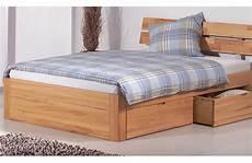 Bett 1 40 Breit - betten modular massivholzbett parma mit bettkasten