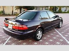 1998 Honda Accord EX, Super clean, drives great. Great gas
