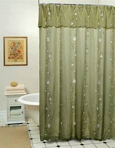 shower curtains with green fabric shower curtain green new creative linens