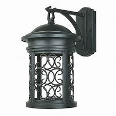outdoor wall light in rubbed bronze finish 31111 orb destination lighting