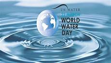 agency s day initiatives the un agency endorses world water day initiatives delca systems