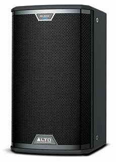 Alto Black 10 Active Speakers Djkit